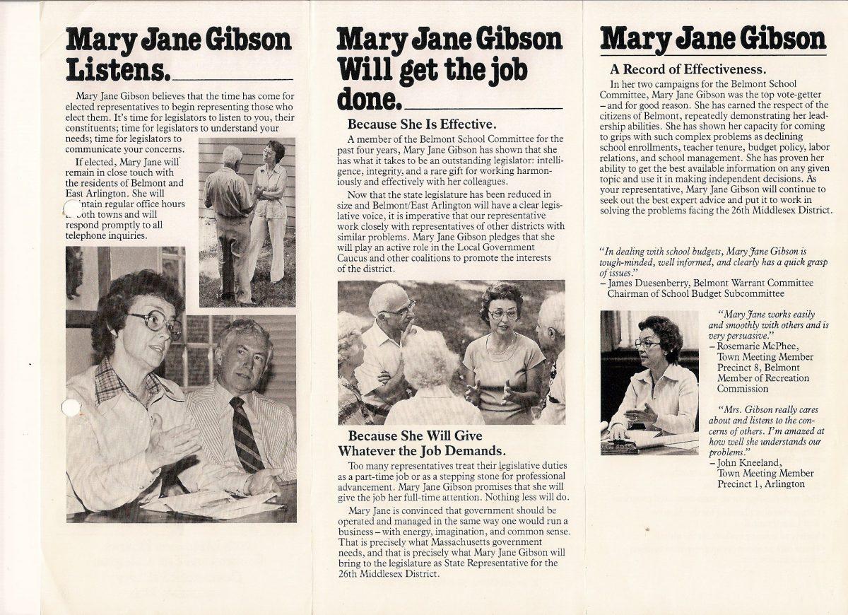 Nathan S. Gibson - MJG 1978 brochure